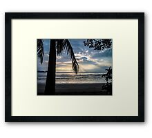 Panoramic view in Koh Chang Framed Print