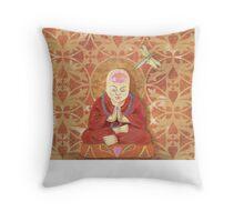 Practice Mindfulness Throw Pillow