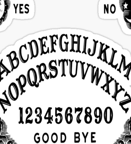 Ouija Board Design - Stickers, Phone Wallet Case etc... Sticker