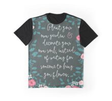 Plant Your Own Garden Graphic T-Shirt