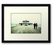 Pavilion Theatre, Cromer Pier Framed Print