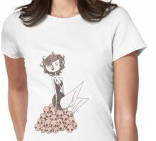 Vampire Womens Fitted T-Shirt