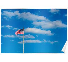 Freedom In the Clouds Poster