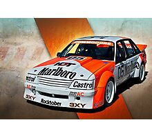 Peter Brock VK Group C Commodore Photographic Print