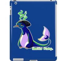 Yankee - Smells Fishy iPad Case/Skin
