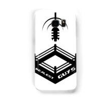 Realest Guys Podcast Logo Samsung Galaxy Case/Skin