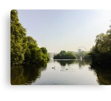 St James' Park, London Canvas Print