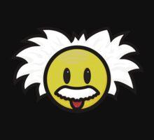 Einstein Smiley Baby Tee