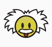 Einstein Smiley One Piece - Short Sleeve