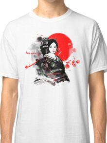 Japan Kyoto Geisha Classic T-Shirt