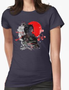 Japan Kyoto Geisha Womens Fitted T-Shirt