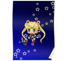 Chibi Sailor Moon Poster