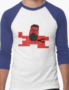 Matt Ari - The AtariKong Men's Baseball ¾ T-Shirt