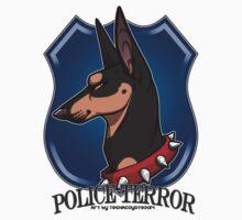 POLICE TERROR by RainbowRunner