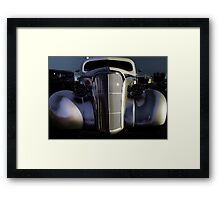 Day Glow Grill Framed Print