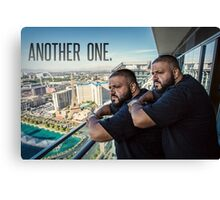 DJ Khaled - ''Another One''  Funny, Memes & Fashion  Canvas Print