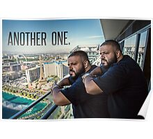 DJ Khaled - ''Another One''  Funny, Memes & Fashion  Poster