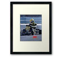 DAP Senna WTR101 Framed Print