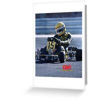 DAP Senna WTR101 Greeting Card