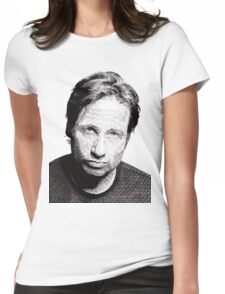 David Womens Fitted T-Shirt