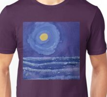 Night Surf original painting Unisex T-Shirt