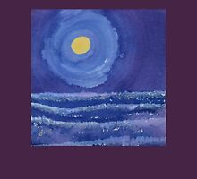 Night Surf original painting Unisex T-Shirt