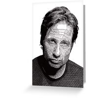 David Greeting Card