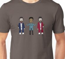 Milligan & the Kitchen Brothers Unisex T-Shirt