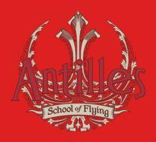 Antilles School of Flying (Light) Kids Clothes