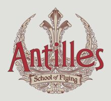 Antilles School of Flying (Light) T-Shirt