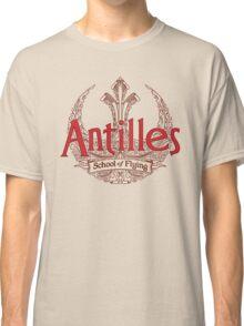 Antilles School of Flying (Light) Classic T-Shirt