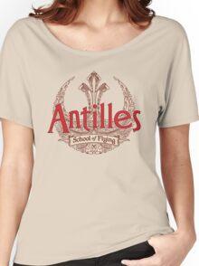 Antilles School of Flying (Light) Women's Relaxed Fit T-Shirt