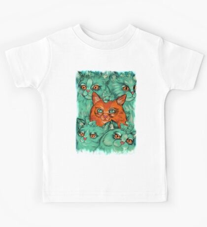 Kitty Madness Kids Clothes