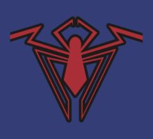 Spider-Man Unlimited Logo Tee by gentilj17