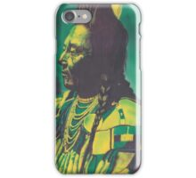 Chief Plenty Coups iPhone Case/Skin