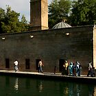 Halil-Ur Rahman Mosque in Urfa by Jens Helmstedt