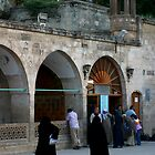 Abraham's birth place in Urfa by Jens Helmstedt