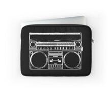 Portable Stereo Laptop Sleeve