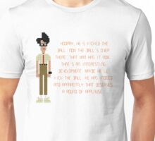 The IT Crowd – Moss at the Football Unisex T-Shirt