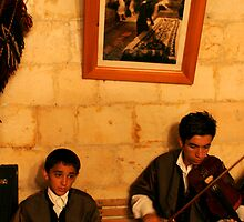The traditional Urfa Night II by Jens Helmstedt