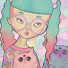 Cat Lady by lOll3