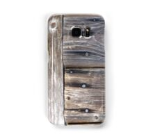 Wood joints Samsung Galaxy Case/Skin