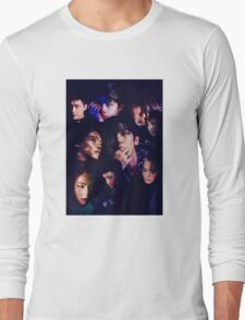 EXO - Monster Collage Long Sleeve T-Shirt