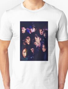 EXO - Monster Collage Unisex T-Shirt