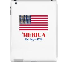 Beer and Merica iPad Case/Skin