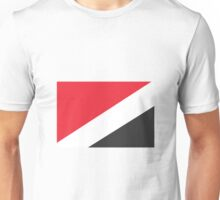 Principality of Sealand flag Unisex T-Shirt