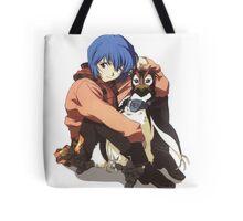 Evangelion #07 Tote Bag
