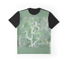 Spring Sunset on Bull Thistle Graphic T-Shirt