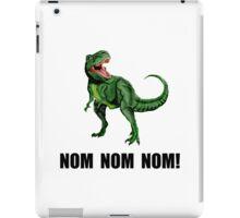 Rex Nom Nom iPad Case/Skin