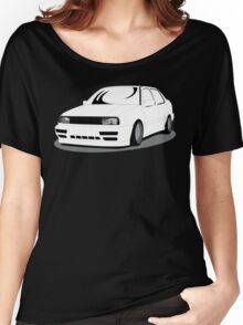 MK3 Jetta Graphic White Women's Relaxed Fit T-Shirt